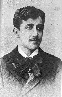 """Marcel Proust.  Blog: Armelle BARGUILLET 's HAUTELOIRE """"Hundred years separate us from the publication in 1913 of a book called dominate his century, huge cathedral of words that occupy its author until his death."""" GTtanslate"""