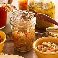 Mustard Seed Relish Recipe   Food Recipes - Yahoo! Shine