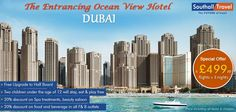 Southall presents simply marvellous deals to the ‪#‎OceanViewHotel‬ , ‪#‎Dubai‬. Come book a stay today!  More Details here http://www.southalltravel.co.uk/holidays/middle-east/dubai/ocean-view-hotel.aspx
