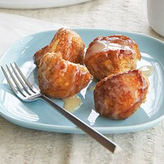Monkey Bread Recipe - could be easily veganized :-)