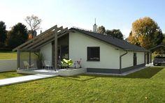 Návrh rodinného domu STILO I od APEX ARCH s.r.o. Shed, Outdoor Structures, Outdoor Decor, Home Decor, Fotografia, Decoration Home, Room Decor, Home Interior Design, Barns