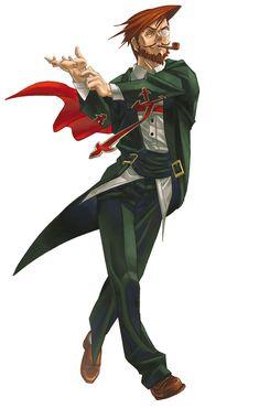 Slayer - Characters & Art - Guilty Gear Isuka