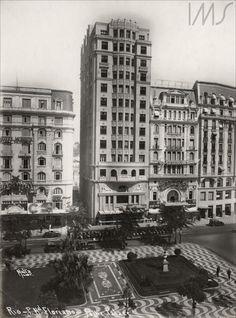 Foto Augusto Malta. Pathé Palace, 1928. Rio de Janeiro, RJ  - Acervo IMS - 123