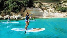 """Mistral is al sinds 1976 bezig met innoveren, ontwerpen en produceren van boards. Door Mistral ontwikkelde het windsurfen zich tot een internationale en heel erg geliefde sport. Quote van Mistral: """" We zouden je om de oren kunnen slaan met allerlei technisch jargon maar als het er op neer komt weten wij gewoon wat jij wilt.  Kwaliteit, prestaties , waarvoor je geld en duurzaamheid.''"""
