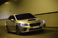 New Release Subaru WRX Review Front View Model