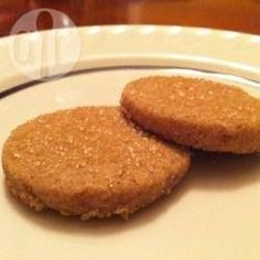 Galletas de harina de maíz @ allrecipes.com.mx