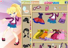 JuegosPolly.com - Juego: Polly Fabulous Fashion - Jugar Gratis Online