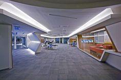 İnterior design-Roche Maslak, İstanbul