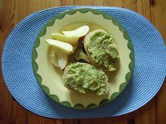 Avocado-Apfel-Brotaufstrich