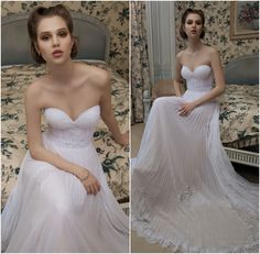 You choose your sexy vintage wedding dresses, of course, from the bridal shop with over 20 years experience! Welcome to the website of Bridal Van Os, one of the most gorgeous wedding shops in the Netherlands. Do you have wedding plans and you are looking for a beautiful wedding dress? Your wedding dress is you looking for in the pleasant atmosphere of our historic canal in Alkmaar. With over 20 years experience in bridal we complete everything in our bridal shop.