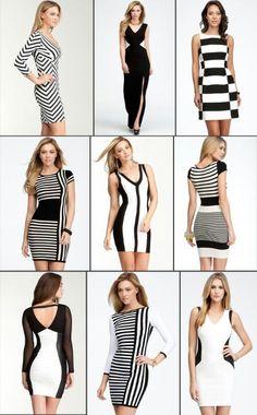 5733eff21 vestidos blanco y negro bebe store Rayas Blancas Y Negras
