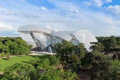 Galeria de Fundação Louis Vuitton / Gehry Partners - 1