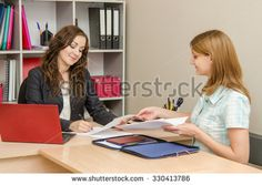 Two Secretaries Stock Photos, Images, & Pictures   Shutterstock