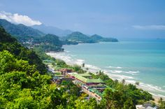 Koh Chang island remains relatively unknown to tourists and is still covered in untouched jungle hemmed by sandy beaches and overlooked by mountains.