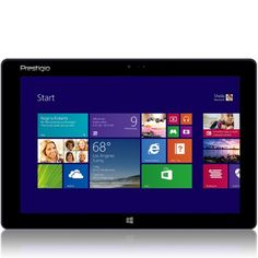 Prestigio MultiPad Visconte 2 32GB Grey - tablets (Full-size tablet