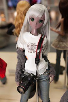 Smart Doll Harmony by nodapyon
