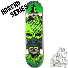 MGP Honcho Series Iron Star 7.75 Inch