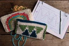 Cardigans and Old Watches: DIY: How To Crochet Pattern