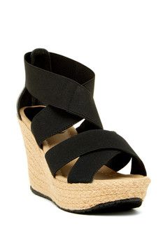 Kenneth Cole Reaction Sole Lay Wedge Sandal