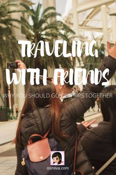 Friends Travel: Reasons You Should Go On Trips With Friends. Traveling with friends is a fun way to keep ties stronger and make wonderful memories with people who matters. Travel Articles, Travel Advice, Travel Guides, Travel Stuff, Travel Couple, Family Travel, International Travel Tips, Packing Tips For Travel, Travel Hacks