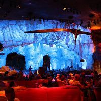 T-rex Cafe, Downtown Disney, Orlando, Fl
