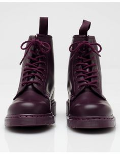 Dr. Martins1460 Eye Boot In Purple $120