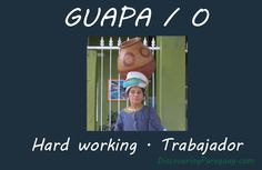 Learn paraguayan guarani