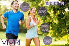 #Running #VIVRI #LifeStyle