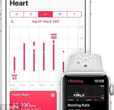 Apple Watch caught new mothers life-threatening thyroid condition -  Heather Hendershot 25 bought an Apple Watch to track her physical activity  The newest edition of the wearable device has a built in EKG mechanism that can alert wearers to abnormal heart rhythms  Doctors were skeptical of the devices but studies have show they are accurate  Hendershot thought it was a false alarm when her watch went off while she was watching TV at home in Kansas  But it had correctly recognized a sign of…