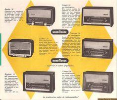 Antique Radio's Website - Thijs Bouma