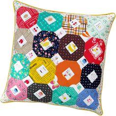 Red Pepper Quilts: Lighthearted Kansas Dugout Pillow Cover