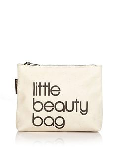 Bloomingdale's Little Beauty Bag - Cosmetic & Travel $18