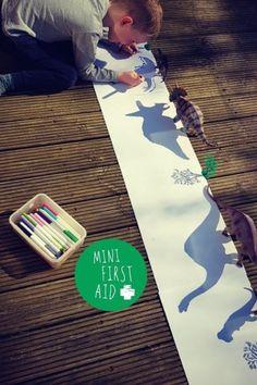 Dinosaur Activities, Craft Activities For Kids, Infant Activities, Summer Activities, Preschool Activities, Nature Activities, Dinosaur Projects, Dinosaurs Preschool, Dinosaur Crafts