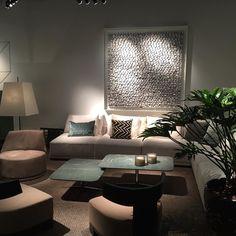 White&Sandy Colors #interior #interiordesign #independent #materialeperadulti #maisonetobjet #luxury #living #paris by johanalenofficial