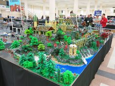 Rivendell built by Alice Finch & David Frank