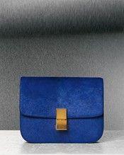 Celine Ponyskin Bag
