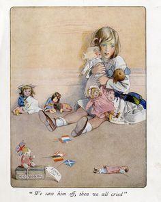 Honor Appleton, Josephine's Dolls, Alphabet of Illustrators