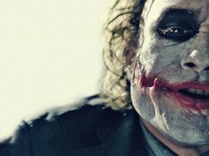 Why so serious, son? Let's put a smile on that face.