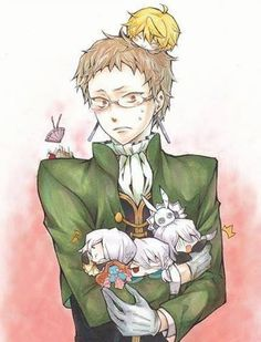 Reim and lots of Chibis X3