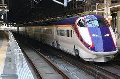 High Speed Rail, Yamagata, Electric Train, A Beast, Busses, Public Transport, Locomotive, Transportation, Automobile