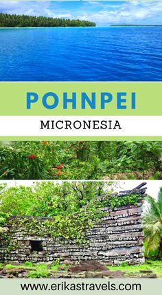 Embark on a great adventure to Pohnpei Micronesia. Discover ancient ruins, remote atolls, colorful reef, and more! Greatest Adventure, Life Is An Adventure, Travel Advice, Travel Guides, Travel Tips, Emerald Isle, Love Island, Ancient Ruins, Beautiful Islands