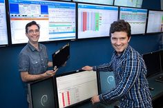 """Scientists at the U.S. Department of Energy's (DOE) Brookhaven National Laboratory have developed new software to streamline data acquisition (DAQ) at the National Synchrotron Light Source II (NSLS-II), a DOE Office of Science User Facility. Called """"Bluesky,"""" the software significantly eases the..."""