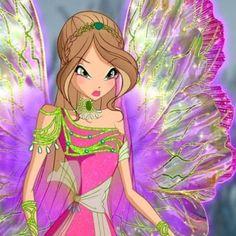Flora in her Dreamix