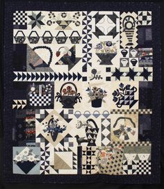 A Berry Nice Quilt by Marcia Jackson. 2014 Canberra Quilters Guild exhibition (Australia).