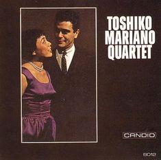 Toshiko Mariano Quartet - Candid Records 8012 (featuring Charlie Mariano /\ Toshiko Akiyoshi)