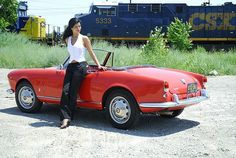 alfa spider girl - Google Search