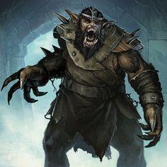 Terrok Enforcer by BenWootten.deviantart.com on @deviantART
