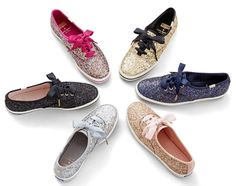 I want it all!!! ❤️✨ #KateSpadeCollection #Shining #Shimmering #Sparkling #Dazzling #Sneakers
