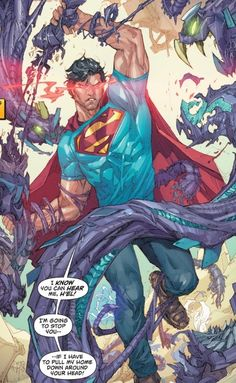 (DC COMICS) SUPERMAN by Kenneth Rocafort
