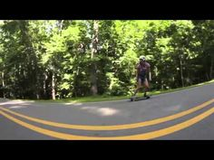 Relax your mind. Find a hill. Get fast with the Vecter 37 longboard skateboard by Original Skateboards and Team Rider, Molly Lewis. See the board: http://www.originalskateboards.com/longboards/vecter-37-downhill-longboard Longboarding with Original Skateboards